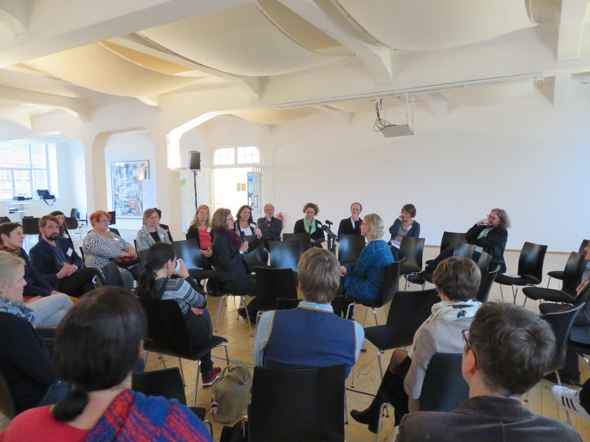 Demokratiedialog, Dialog, Moderation, Konzeption, Programm